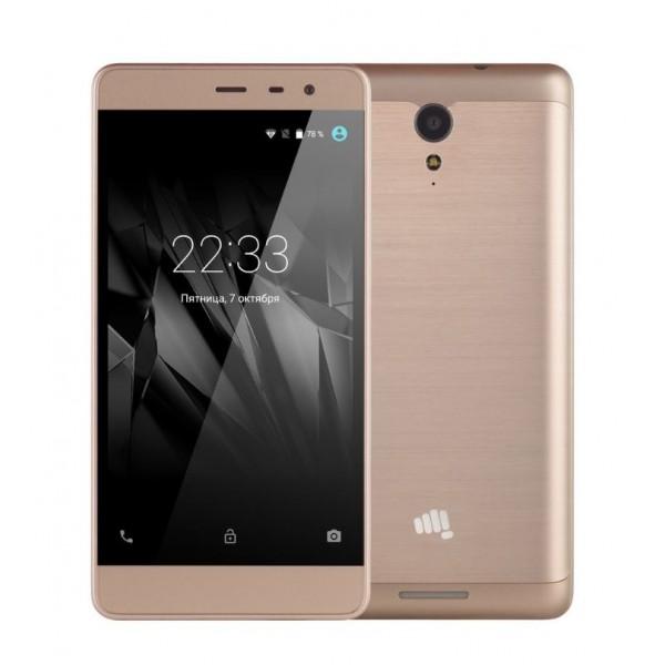 4G смартфон Micromax Q4202 champagne gold